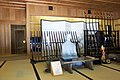 Hakone Checkpoint Museum, weapons, May 2017.jpg