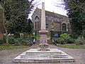 Halesworth War Memorial - geograph.org.uk - 1188836.jpg