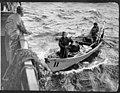 Halibut fishermen in dory, ca 1909 (MOHAI 6217).jpg