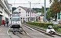 """Haltestelle """"Marktplatz"""" der Frauenfeld-Wil-Bahn in Frauenfeld.jpg"""