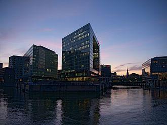 Henning Larsen Architects - Spiegel House, Hamburg, Germany