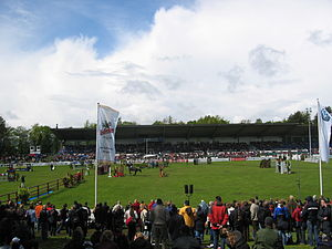 Klein Flottbek - Deutsches Spring- und Dressurderby at Derby-Park Klein Flottbek
