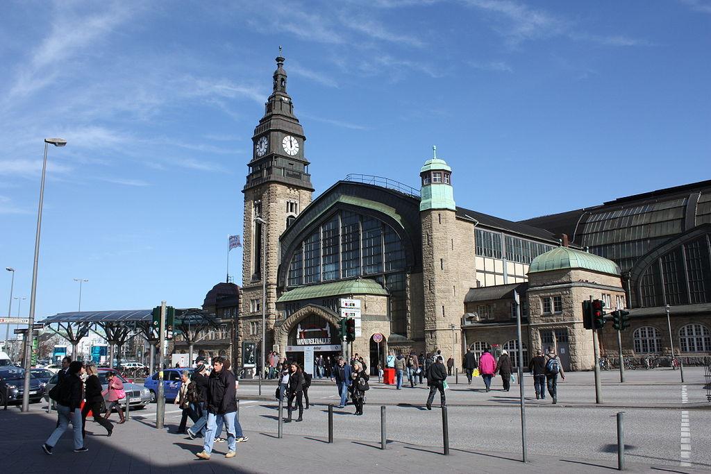 Hamburg Hauptbahnhof 2009 319