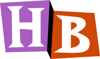 English: The Hanna-Barbera logo.
