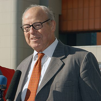 Hans Blix (pictured above) spoke of his relati...