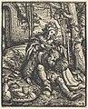 Hans Burgkmair I, Samson and Delilah, NGA 5288.jpg