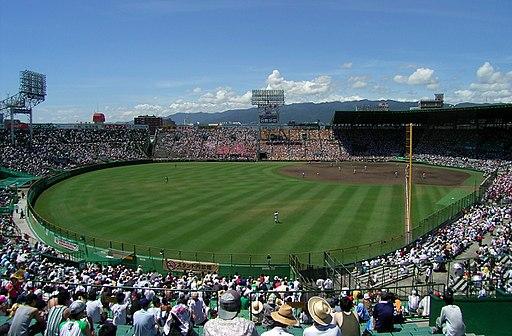 Hanshin Koshien Stadium 2007-21