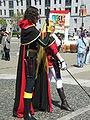 Harlock & Emeraldas cosplayers at 2010 NCCBF 2010-04-18 4.JPG