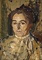 Harold Gilman (1876-1919) - Portrait Study of a Woman - 1959P34 - Birmingham Museums Trust.jpg