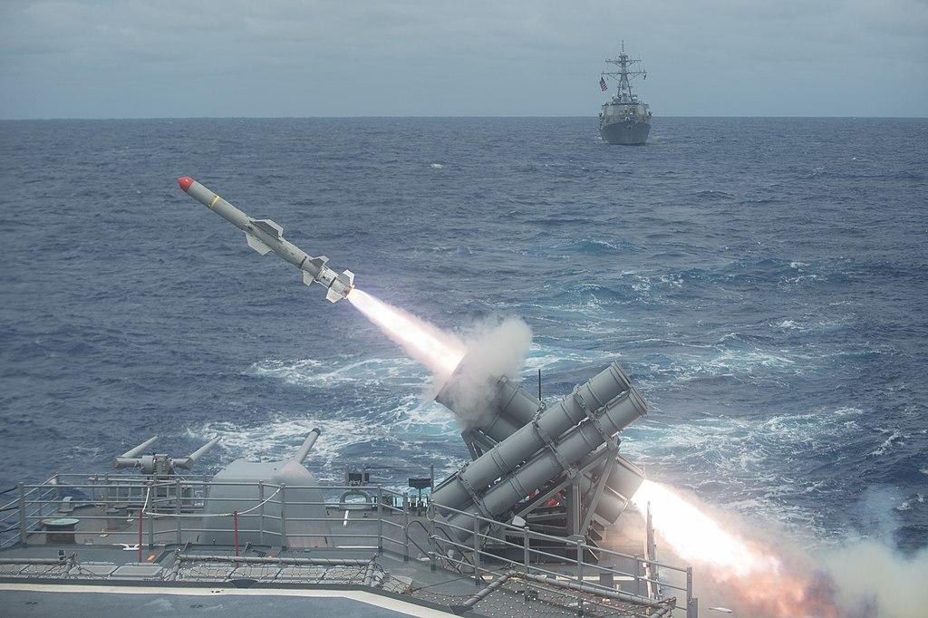 1024px-Harpoon_missile_launch_aboard_USS_Shiloh.jpg