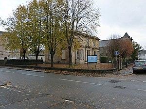 Hartfield House, Dumbarton - Hartfield House, Dumbarton