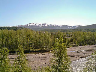 Khasynsky District District in Magadan Oblast, Russia