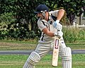 Hatfield Heath CC v. Thorley CC on Hatfield Heath village green, Essex, England 25.jpg
