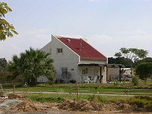 Hatzeva - A house in Hatzeva