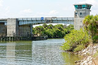 Haulover Canal canal in Brevard County, Florida, United States of America