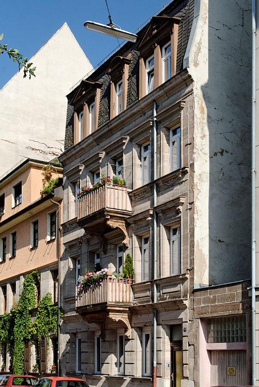 datei haus hornschuchpromenade 15 in fuerth von wikipedia. Black Bedroom Furniture Sets. Home Design Ideas