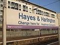 Hayes & Harlington stn signage.JPG