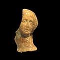 Head of a Tanagra figurine-MDR Marseille-IMG 5196.jpg