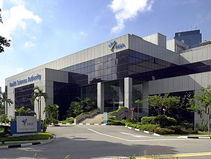 Health Sciences Authority - The Health Sciences Authority headquarters at Outram Road, Singapore.
