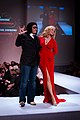 Heart and Stroke Foundation - The Heart Truth celebrity fashion show - Red Dress - Red Gown - Thursday February 8, 2012 - Creative Commons.jpg