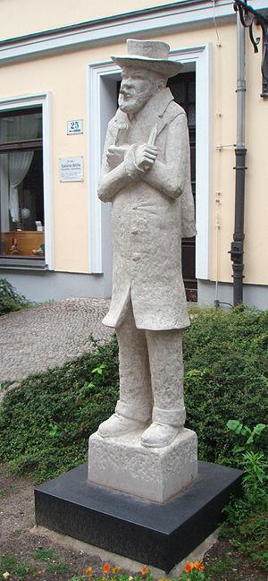 Heinrich Zille - Image: Heinrich Zille berlin