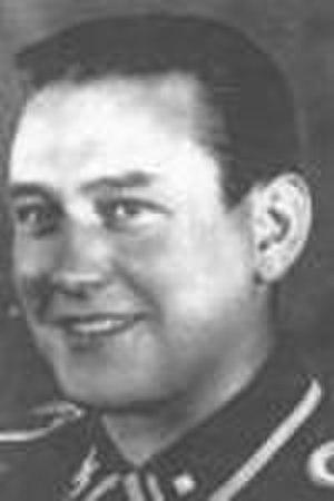 Sobibór trial - Image: Heinz Kurt Bolender