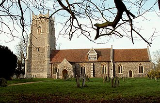 Helmingham - Image: Helmingham Church of St Mary