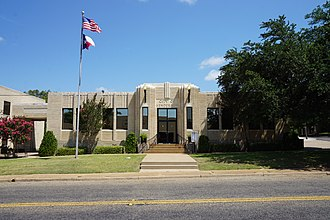 Henderson, Texas - Henderson City Hall