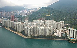 Private housing estates in Hong Kong - Image: Heng Fa Chuen Hong Kong