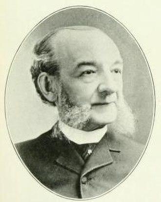 Henry A. Weaver - Henry Augustus Weaver