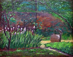 Herbert Masaryk - Image: Herbert Masaryk Zahrada (1912)
