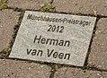 Hermann van Veen Münchhausen Preis Steinplatte Bodenwerder.jpg