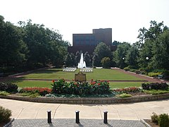 Herty Field was Georgia's first football field. It was used until 1911. (photo October 2005)