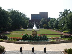History of Georgia Bulldogs football - Image: Herty Field