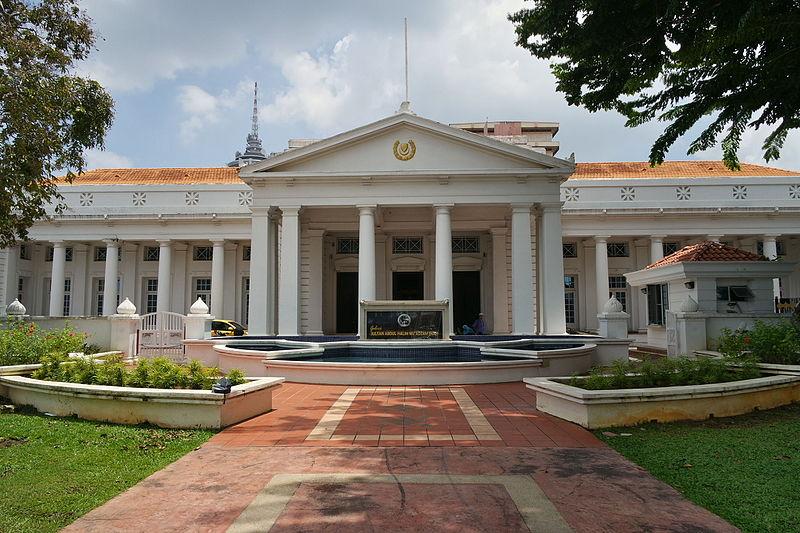 High Court Building converted into Galeri Sultan Abdul Halim Mu%27adzam Shah.JPG
