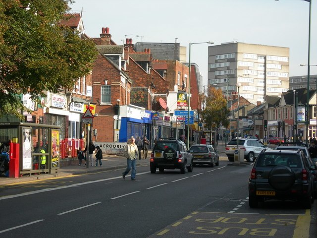 High Road, Wembley - geograph.org.uk - 278409