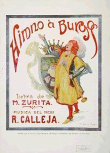 himno a burgos wikipedia la enciclopedia libre