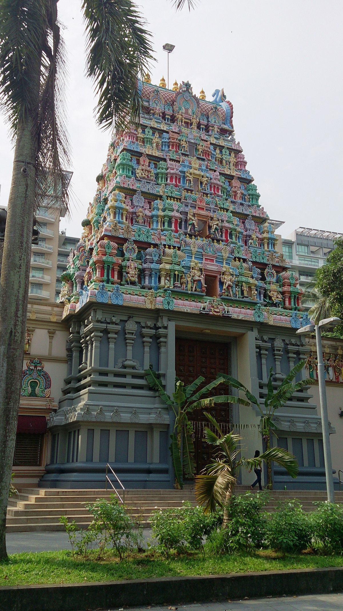 List Of Hindu Temples In Singapore Wikipedia