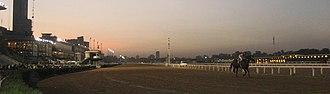Hipódromo Argentino de Palermo - The racecourse
