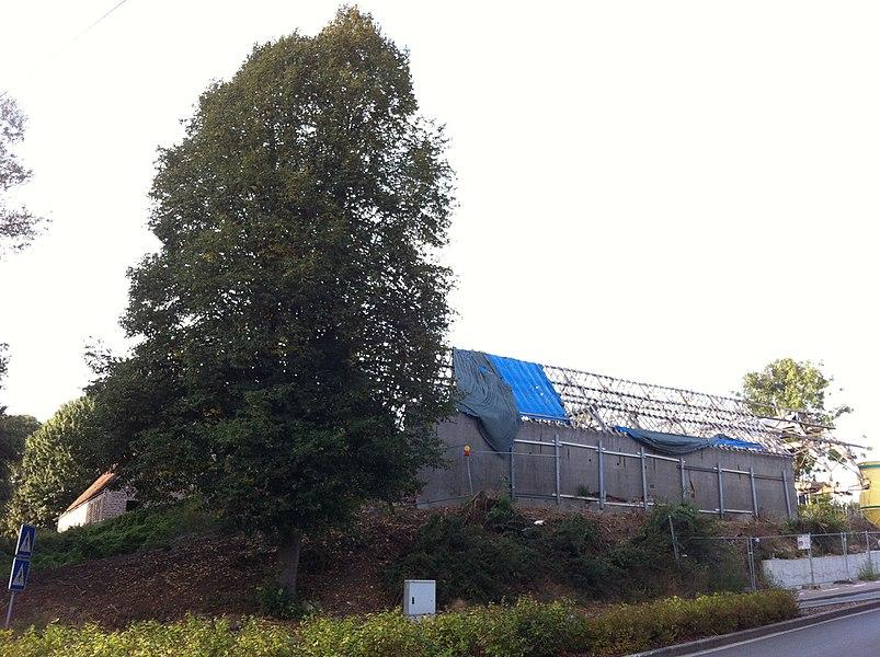 Hof ten Berge, vierkanthoeve-Brusselstraat 31, Ternat-Oost