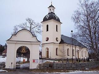 Högsjö parish Place