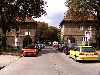 Alt-Hohenschönhausen - Bruno-Taut-Siedlung