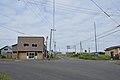 Hokkaido Prefectural road Route254(Bakkai port line) in Bakkaimura-Bakkai, Wakkanai.jpg