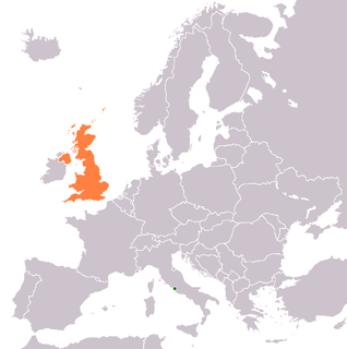 Holy See–United Kingdom relations Diplomatic relations between Holy See and the United Kingdom of Great Britain and Northern Ireland
