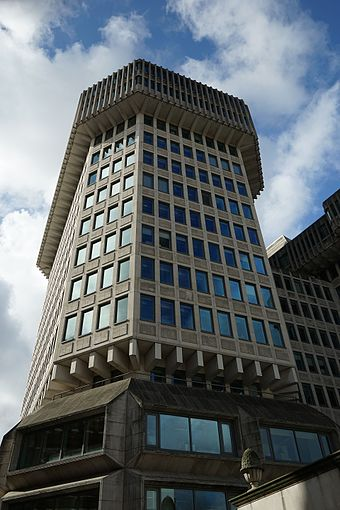 The Home Office building where Cameron worked during the 1990s HomeOffice QueenAnnesGate.jpg
