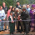 Homer Harris Park Dedication (8891746623).jpg
