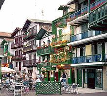 Hondarribia wikipedia - Arquitectura pais vasco ...