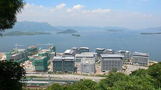 Manufacturing in Hong Kong - Hong Kong Science Park.