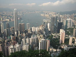 Hong kong skyline 2