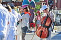 Honk Fest West 2015, Georgetown, Seattle - Carnival Band 36 (19043841706) (2).jpg